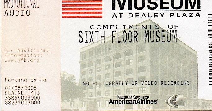 6th Floor Museum