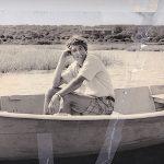 JU in Boat